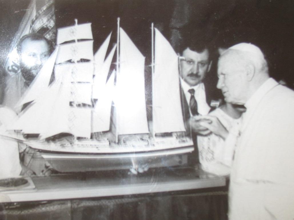 JP II i model